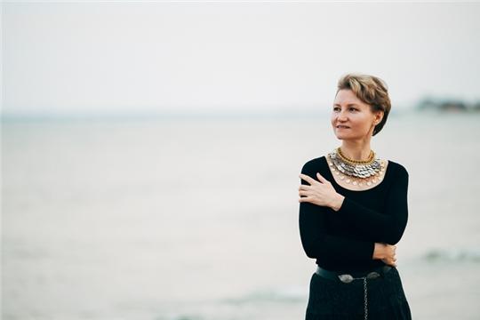В Национальной библиотеке Марина Карягина проведет мастер-класс «Занимательное стихосложение. Палиндромы»