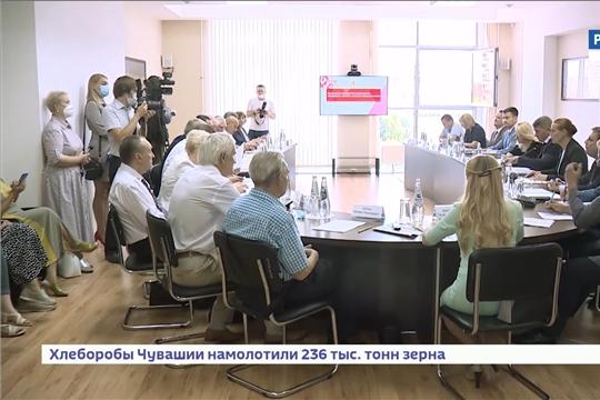 В Чувашии обсудили концепцию сохранения чувашского языка