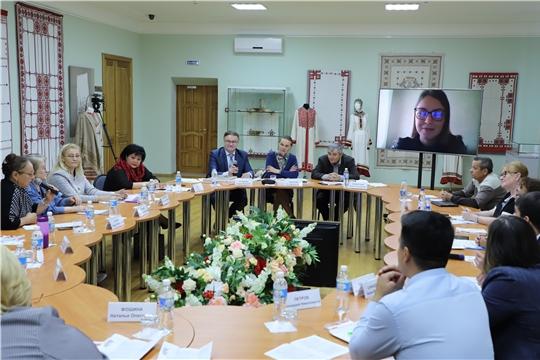 Развитие традиционного народного творчества обсудили на Всероссийском культурном форуме
