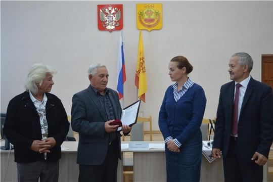Роза Лизакова встретилась с работниками культуры Янтиковского района