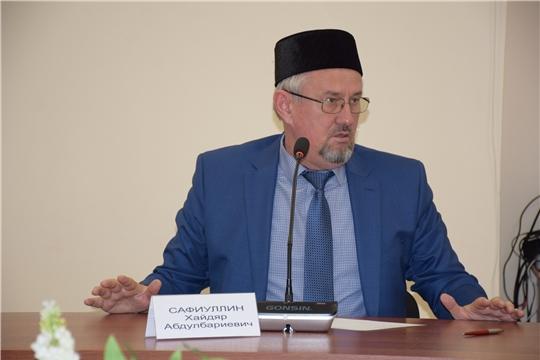 Национально-культурная автономия татар Чувашской Республики избрала нового руководителя