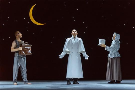 Спектакль «Шинель» Чувашского ТЮЗа примет участие в финале III Международного Большого Детского фестиваля