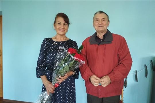 Заслуженную артистку Российской Федерации Валентину Ситову поздравили с 60-летием