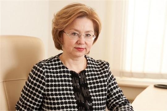 Сегодня Чувашию посетит заместитель Министра культуры России Ольга Ярилова