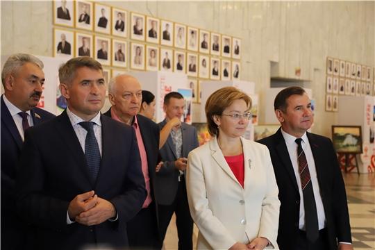 Ольга Ярилова посетила с рабочей поездкой Чувашскую Республику