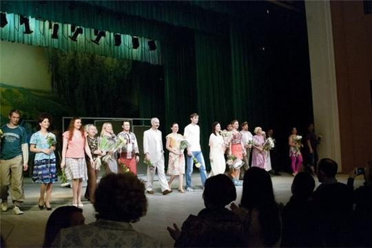 Чебоксары: прошла пресс-конференция с директорами театров республики, посвященная открытию творческого сезона после пандемии