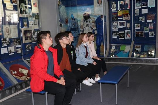 В Мемориальном комплексе летчика-космонавта СССР А.Г. Николаева открылась выставка «Кадры из жизни космонавтов»