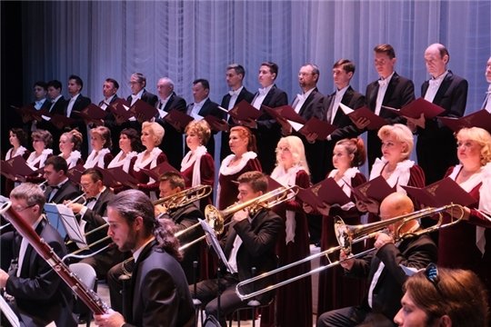 В театре оперы и балета праздничным концертом отметили Международный день музыки