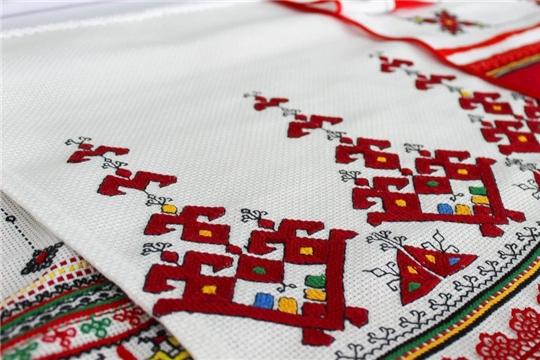 8 октября в Национальной библиотеке пройдет первое занятие кружка чувашской вышивки