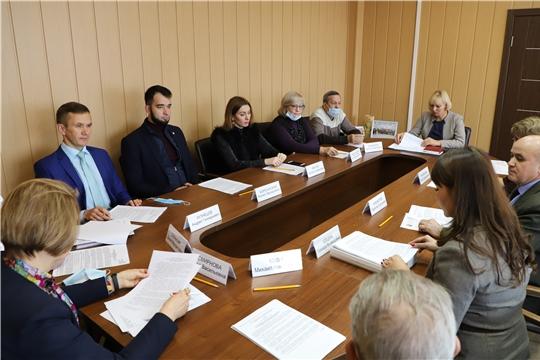 Состоялось первое заседание нового состава Общественного совета при Минкультуры Чувашии