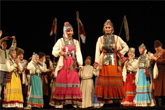 Чувашский академический драматический театр имени К.В. Иванова приглашает на открытие 103-го театрального сезона