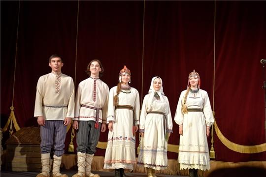 В Чувашском академическом драматическом театре имени К.В. Иванова состоялось открытие нового театрального сезона