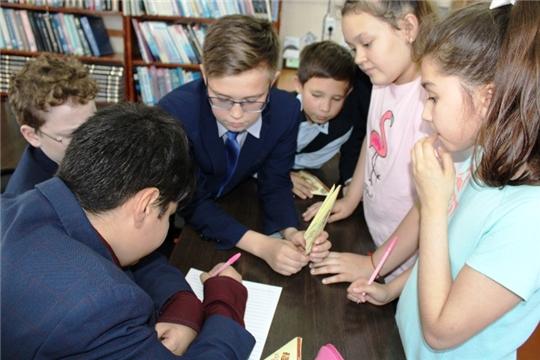 В городе Ядрин состоялся выездной мастер-класс «Медиаплощадка «Неприкосновенный запас. 75 книг о Великой Отечественной войне»
