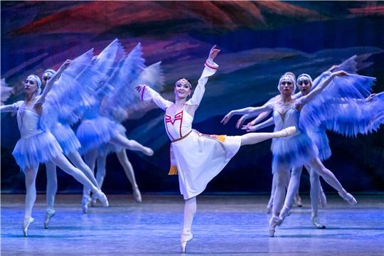 17 октября в Чувашском государственном театре оперы и балета открылся XXIV Международный балетный фестиваль