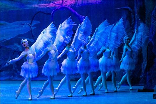 Открытие XXIV Международного балетного фестиваля. Балет в 2-х действиях «Хуркайӑк ҫулĕ» («Дорога лебедей»)