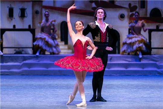 XXIV Международный балетный фестиваль продолжился балетом «Дон Кихот»
