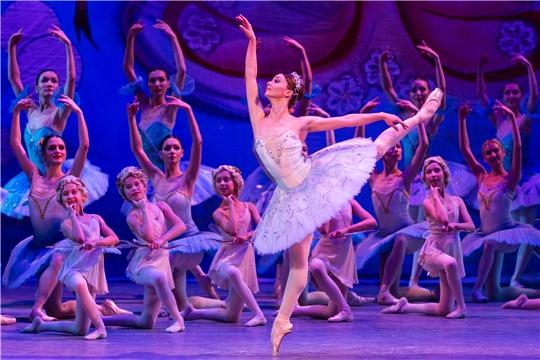 XXIV Международный балетный фестиваль. Балет в 2-х действиях «Дон Кихот» Л. Минкуса