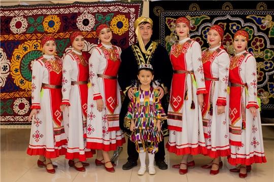 Узбекский культурный центр Чувашии расширяет границы сотрудничества