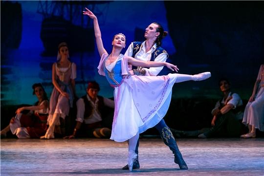 Нижегородский «Корсар» – в XXIV Международном балетном фестивале