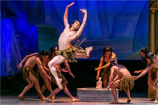 Без «Баядерки» невозможно представить настоящий праздник танца