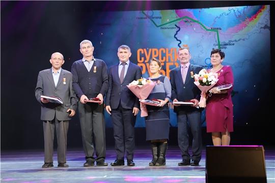В Чувашии торжественно открыли Год памяти трудового подвига