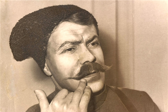 Исполнилось 90 лет со дня рождения заслуженного артиста Чувашской Республики Трофима Серова