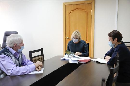 Министр культуры Светлана Каликова провела прием граждан