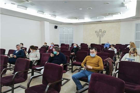 В Национальной библиотеке проходят кинопоказы Чебоксарского международного кинофестиваля