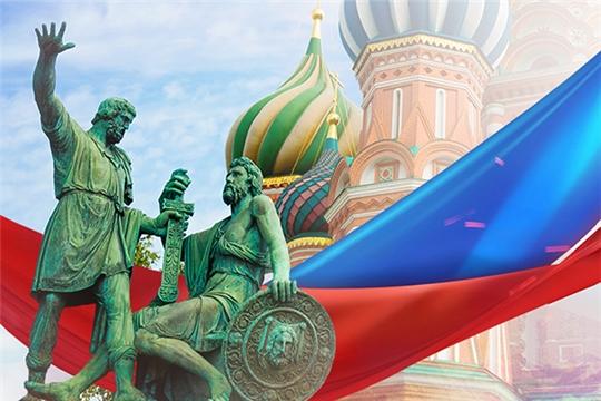 «Подвиг в дни далекой старины, спасший Россию» - поэма, посвященная Дню народного единства