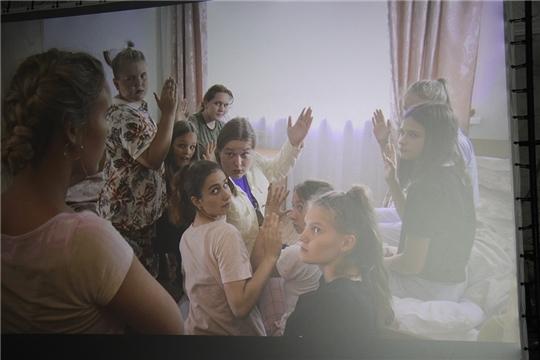В Госкиностудии «Чувашкино» продолжаются кинопоказы в рамках Чебоксарского международного кинофестиваля