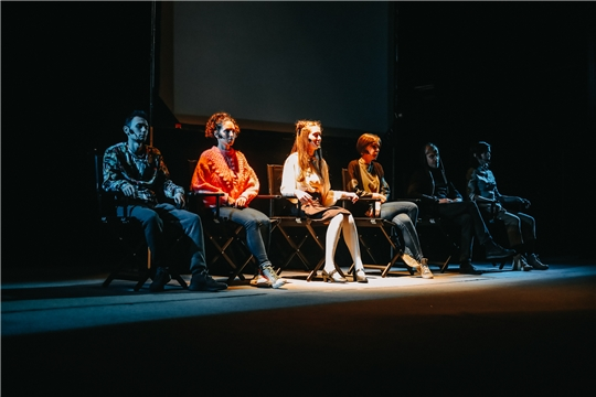 В Русском драматическом театре состоялись гастроли «Такого Театра» из г. Санкт-Петербурга