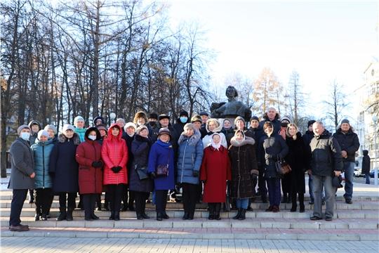 В Чувашии отметили 121-ю годовщину со дня рождения чувашского поэта Михаила Сеспеля