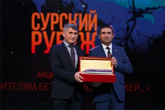 Акции вчесть строителей Сурского рубежа начались вСанкт-Петербурге