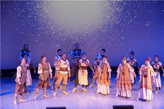 В Ульяновской области состоялись дни культуры Чувашской Республики