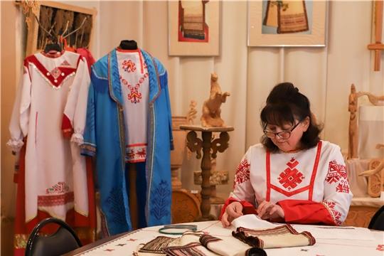 Моргаушский район поддержал акцию «Сурпан Пӗрле»