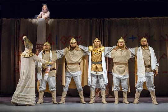 В Чувашском ТЮЗе открылся театральный фестиваль «Волжская сказка»