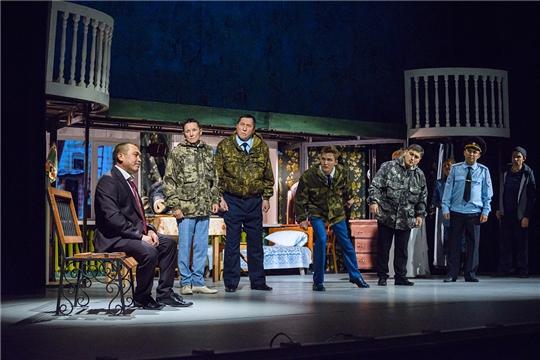 Театральный фестиваль «Волжская сказка». День третий
