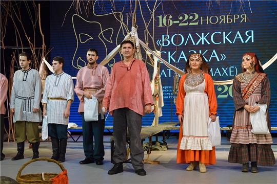 Театральный фестиваль «Волжская сказка». День второй