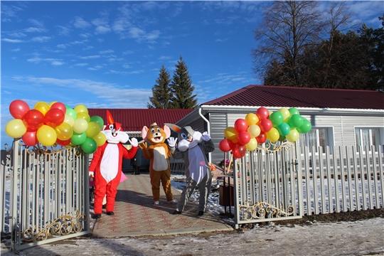Сегодня состоялось открытие МБУ ДО «Детская школа искусств» и Чагасьского сельского Дома культуры Канашского района