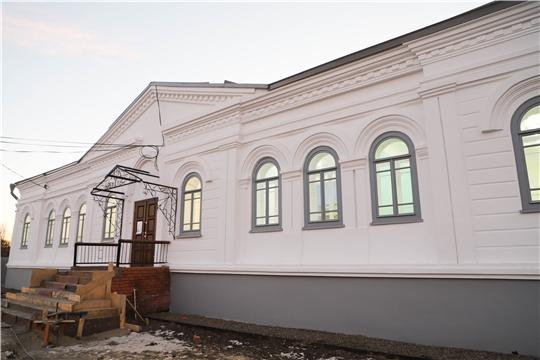 Министр культуры Светлана Каликова с рабочим визитом посетила Цивильский район