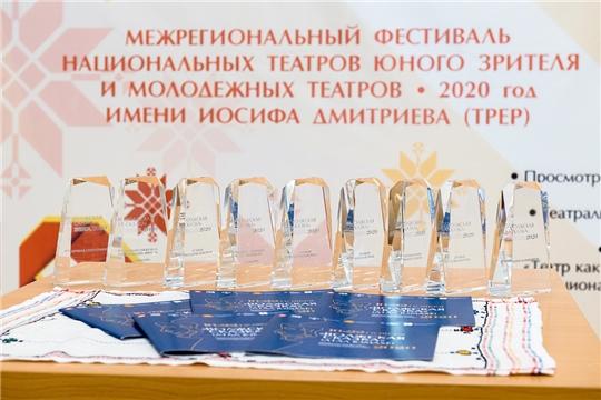 Театральный фестиваль «Волжская сказка» в Чувашском ТЮЗе подвел итоги
