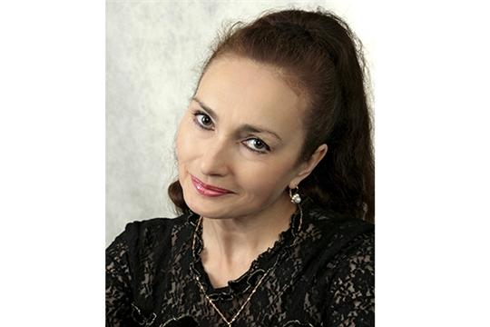 Приглашаем на юбилейный вечер заслуженной артистки Чувашии Надежды Воюцкой