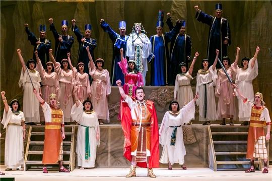 В Чебоксарах продолжается XXX Международный оперный фестиваль им. М.Д. Михайлова