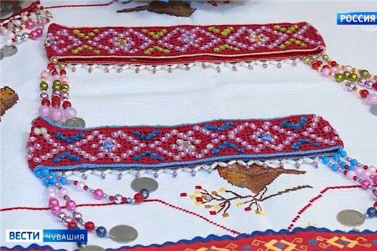 В Чувашии готовятся к первому празднованию Дня вышивки