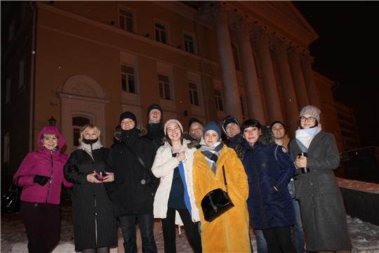 Чувашские кукольники выехали на гастроли в города Владимир и Рыбинск