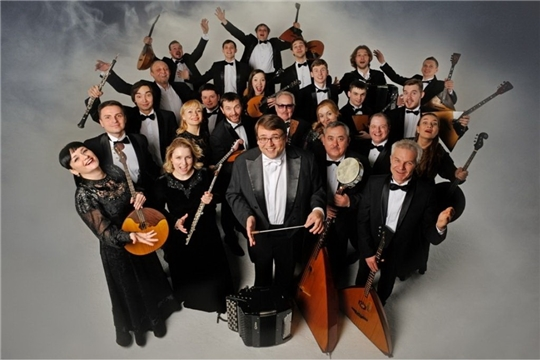 26 ноября состоится концерт Государственного академического русского народного ансамбля «Россия» имени Л.Г. Зыкиной