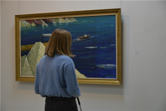 В Художественном музее состоялось открытие выставки к юбилею Акцыновых