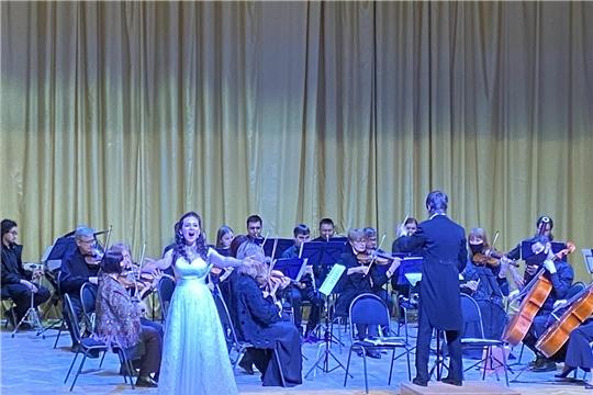 Артисты Чувашского государственного театра оперы и балета выступили на родине Максима Дормидонтовича Михайлова