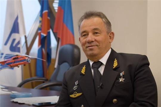 Фильм о жизни и деятельности Героя России, генерала-лейтенанта Николая Гаврилова