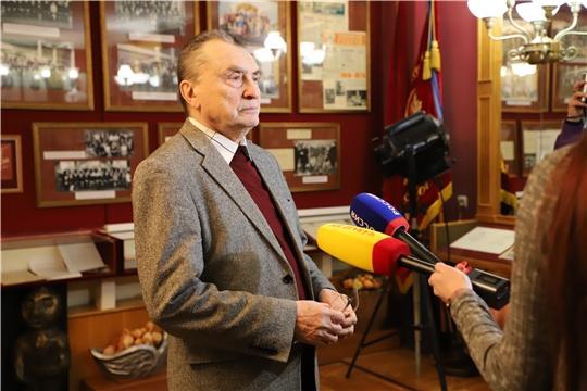 Чувашский драмтеатр имени К.В. Иванова присоединился к акции «Тавтапуç сире, хаклă тухтăрсем» (Спасибо вам, родные доктора)